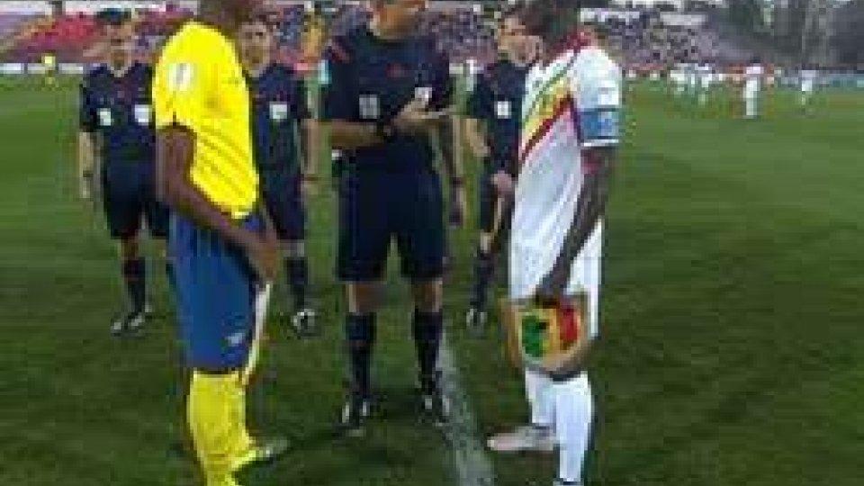 Mondiali U17: Mali ed Ecuador in scioltezza. Francia e Germania ko, Costa Rica e Croazia ai quartiMondiali U17: Mali ed Ecuador in scioltezza. Francia e Germania ko, Costa Rica e Croazia ai quarti