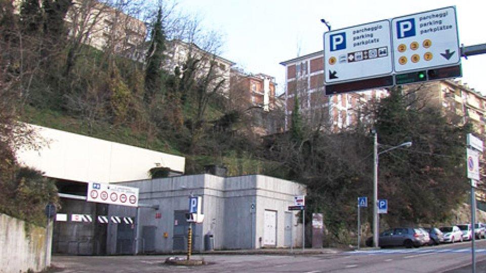 Il parcheggione a San Marino CittàParcheggi: lo Stato vuole rientrarne in possesso ma dovrà pagare una penale alla società di gestione