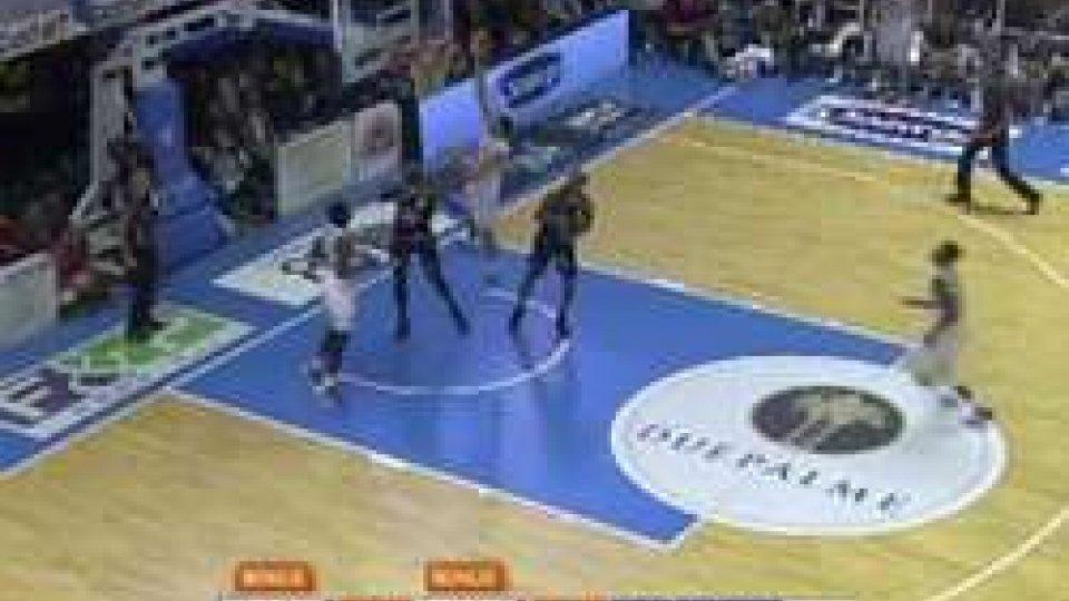 Serie A basket, anticipo 5° turno a Brindisi: Torino ko 87-79Serie A basket, nell'anticipo Brindisi-Torino 87-79