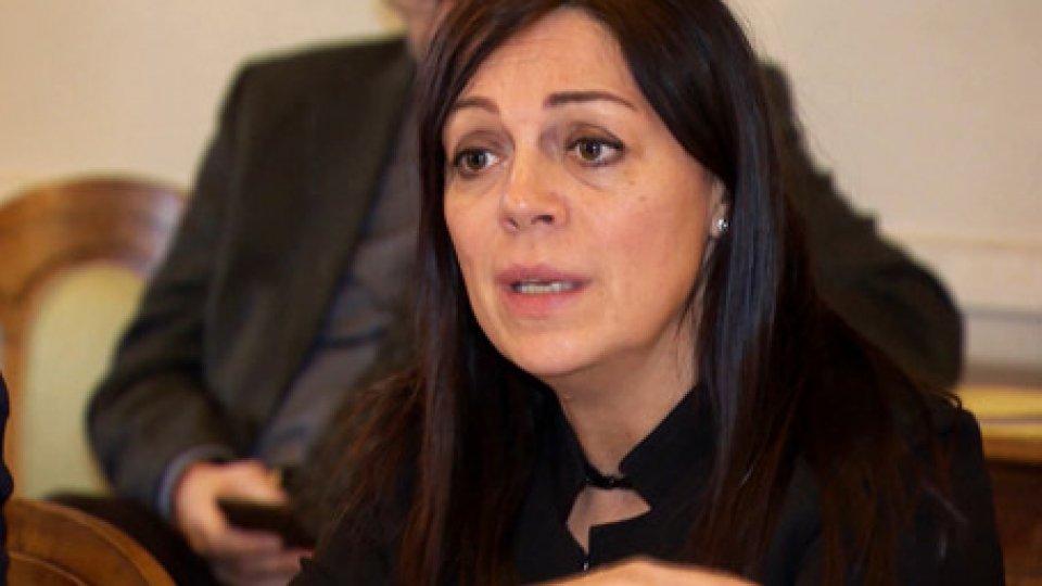 Il Segretario alle Finanze Eva GuidiSan Marino e aiuti finanziari: le ipotesi sul tavolo