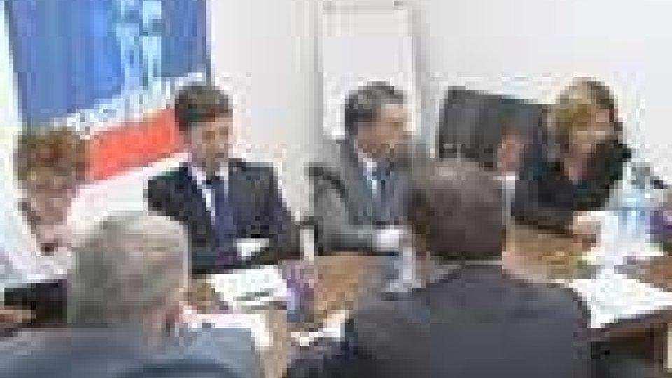 San Marino - All'esame del Patto idee per contenere la spesa pubblicaAll'esame del Patto idee da mettere in campo per contenere la spesa pubblica