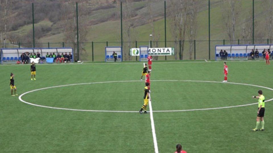 San Marino Academy RiccioneLa San Marino Academy allunga in vetta alla classifica