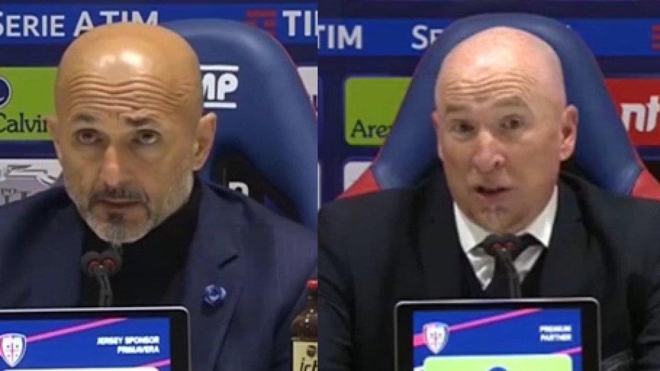 """Spalletti - MaranSpalletti: """"Non abbiamo personalità nei momenti decisivi della partita"""""""