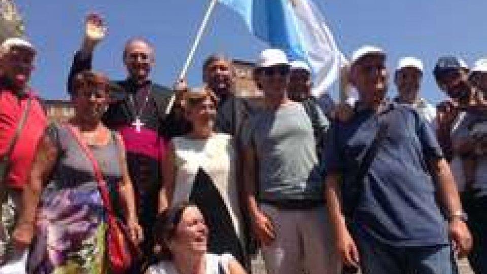 Carità senza confini in Piazza San Pietro