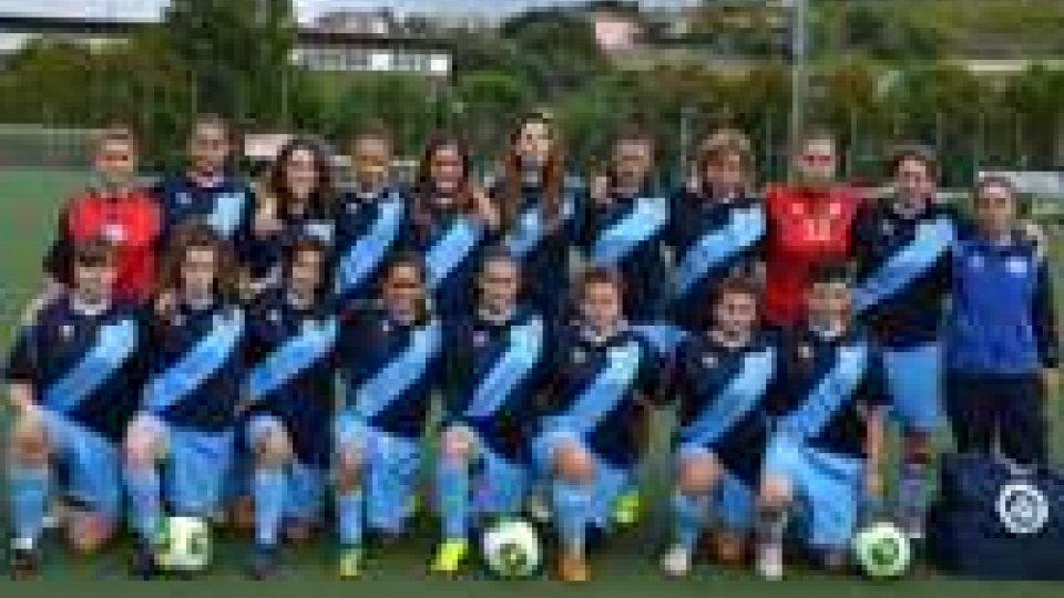 Calcio femminile: Fed. Sammarinese-Bologna 2-3