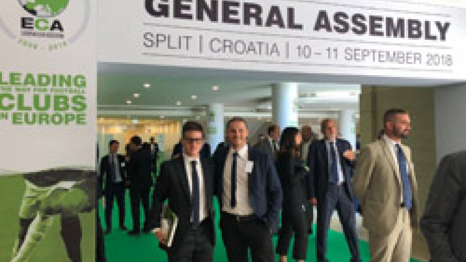 La Fiorita: Assemblea Generale ECA