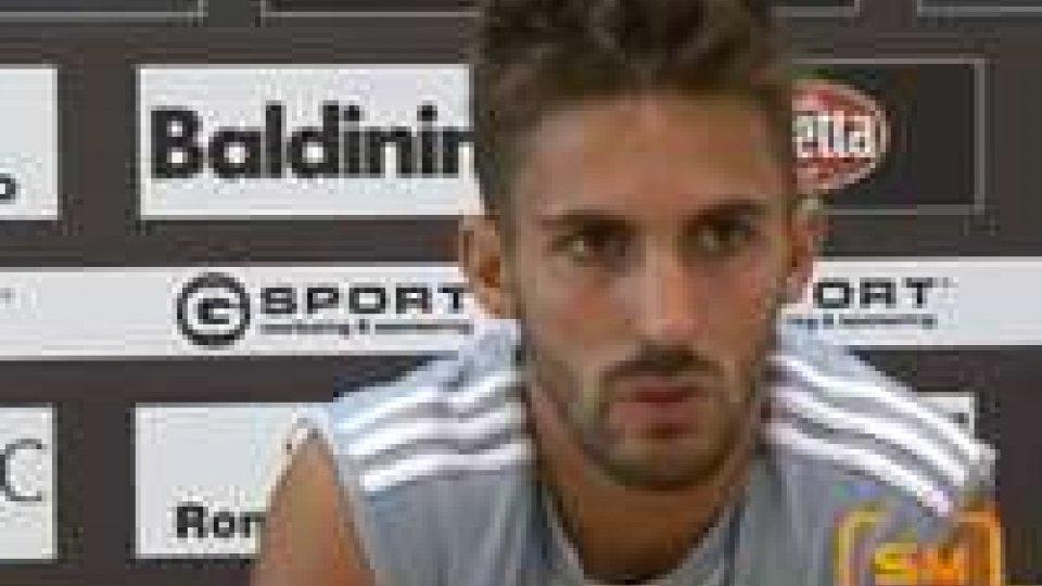Il Cesena presenta D'Alessandro