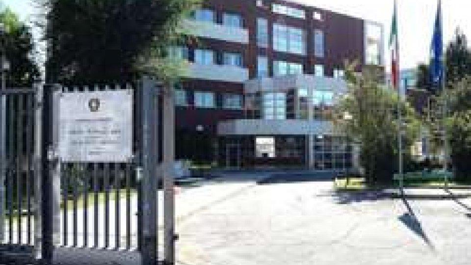 Caserma Guardia di FinanzaGdf: esterovestizione per due ditte di San Marino, 80 mln evasi
