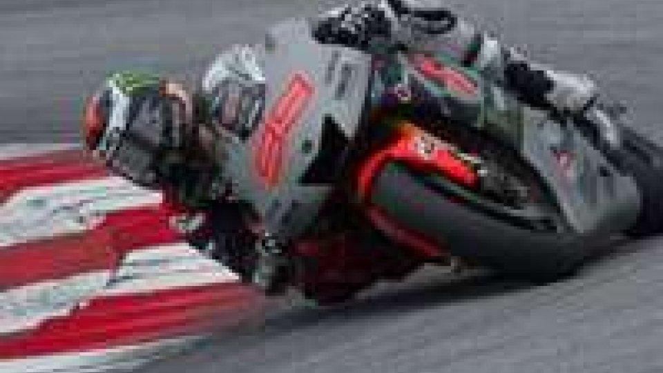 Sepang: Lorenzo è il più veloce di tuttiTest spagnoli