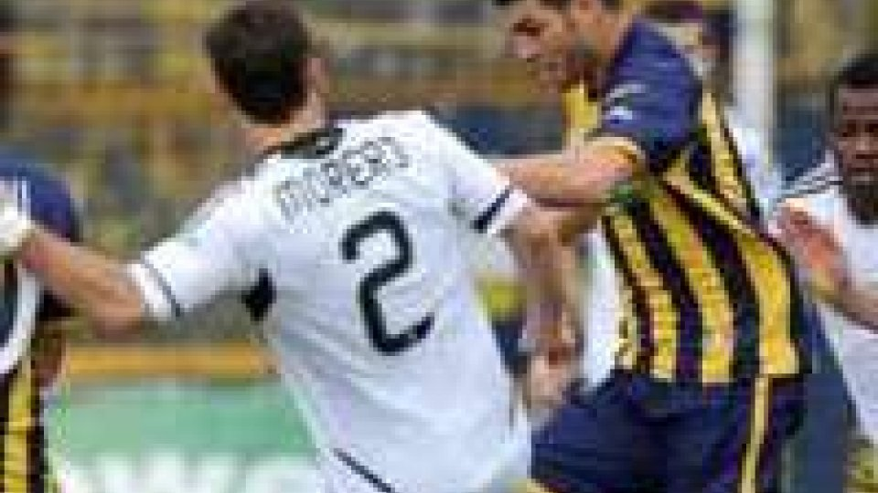 Juve Stabia-Cesena 2-2Pareggio campano