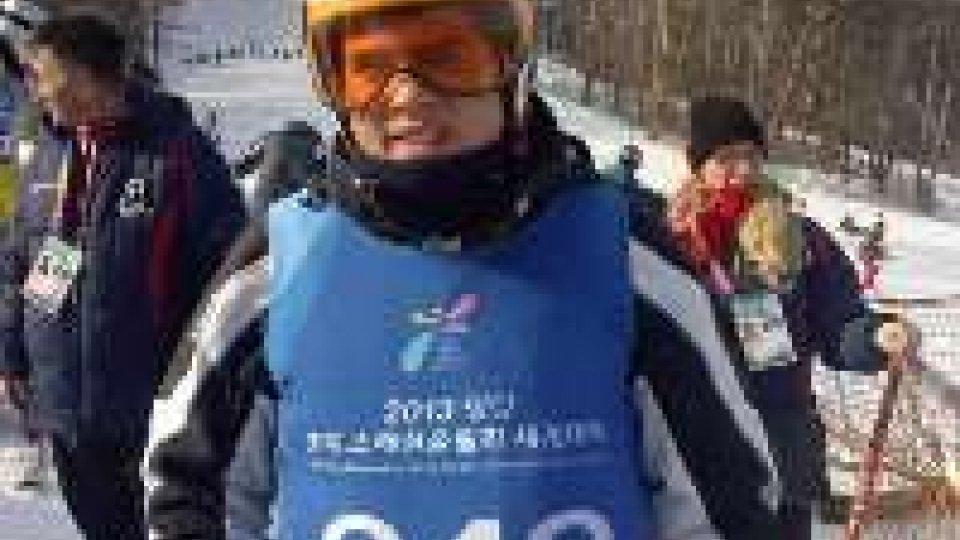Special Olympics, oro per Ruggero Marchetti nello super gigante ai mondiali in Corea