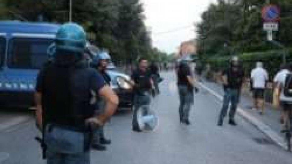 Ancona, daspo di gruppo per 9 tifosi