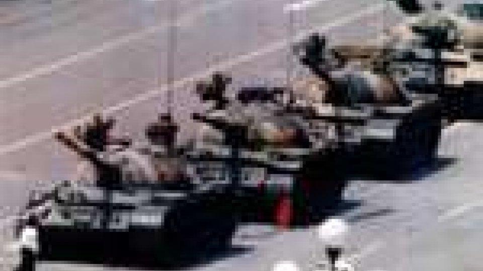 Cina. Tiananmen: anniversario con misure da tempo di guerra
