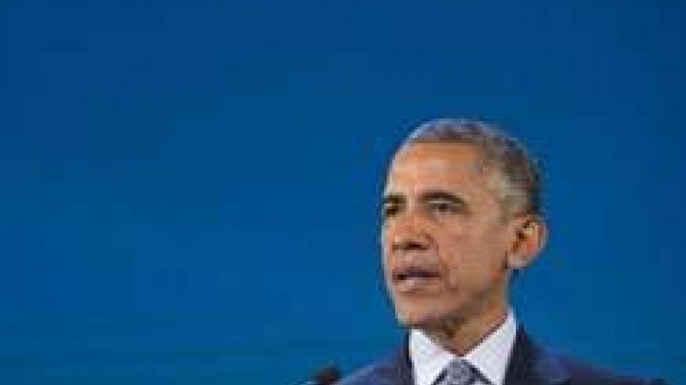 """Obama, """"Russia e Iran decidano tra Assad e futuro di Damasco"""""""