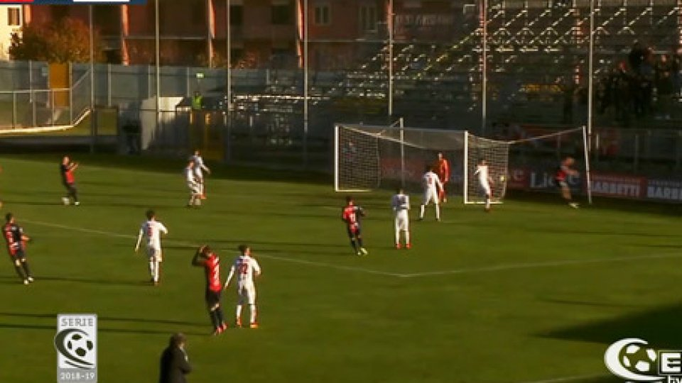 Gubbio-MonzaSerie C: Gubbio-Monza 0-0