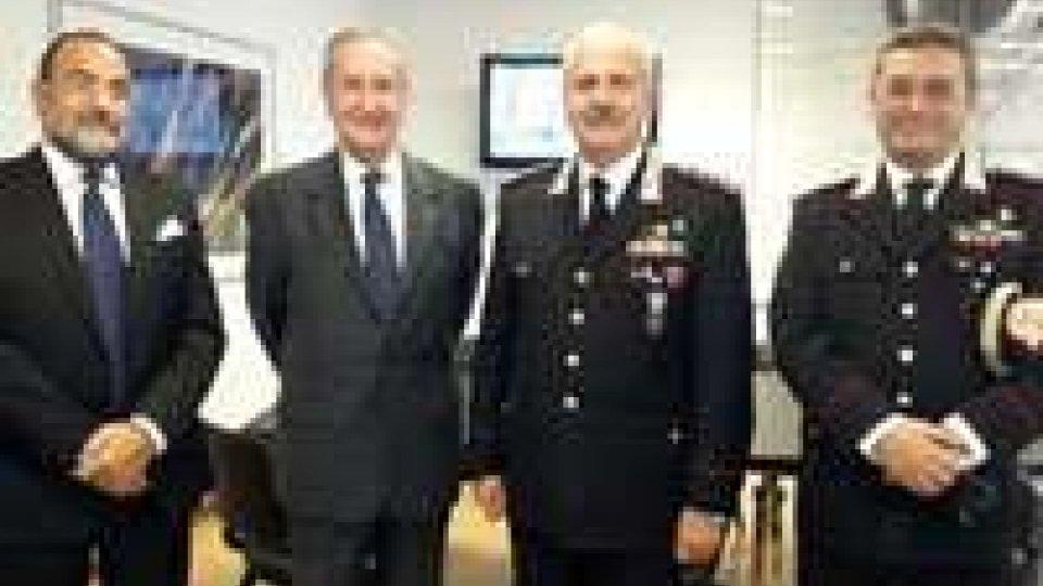 """Rtv: l'Arma dei Carabinieri protagonista della prossima puntata di """"Serenissima"""""""