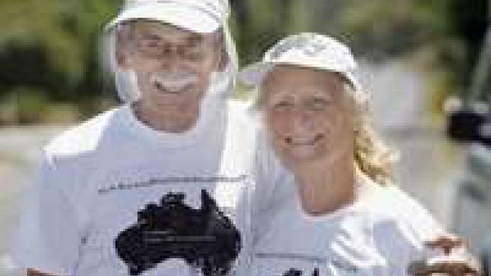 Australia: 15 mila km di maratone mangiando solo cibi crudi