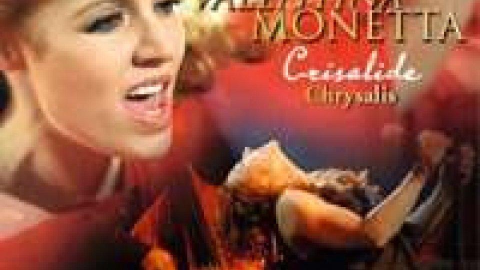 Valentina Monetta presenta il suon nuovo cdValentina Monetta presenta il nuovo cd