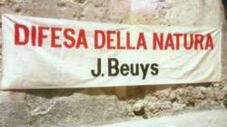 Intorno all'Opera: terzo appuntamento con Joseph Beuys