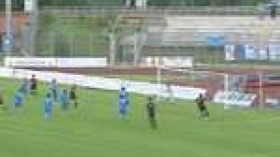 Sangiovannese-San Marino 1-0
