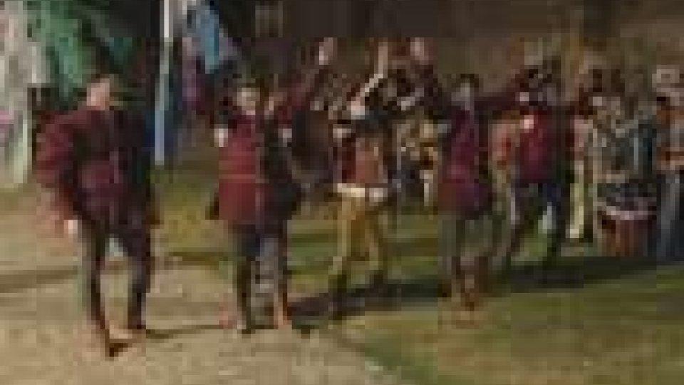 San Marino - A Borgo il Torneo dei CastelliTorneo dei Castelli