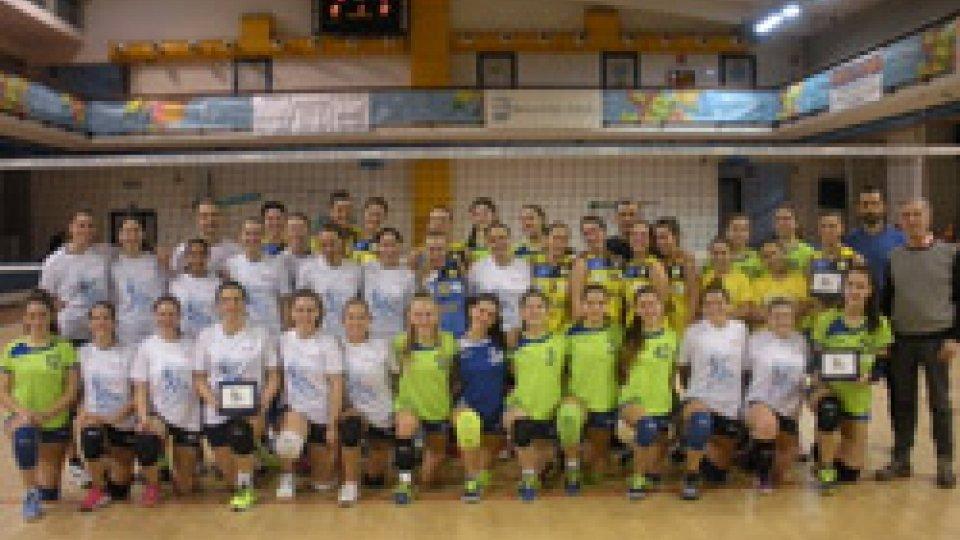 Volley Mercatinese si aggiudica il triangolare del 65° Juvenes