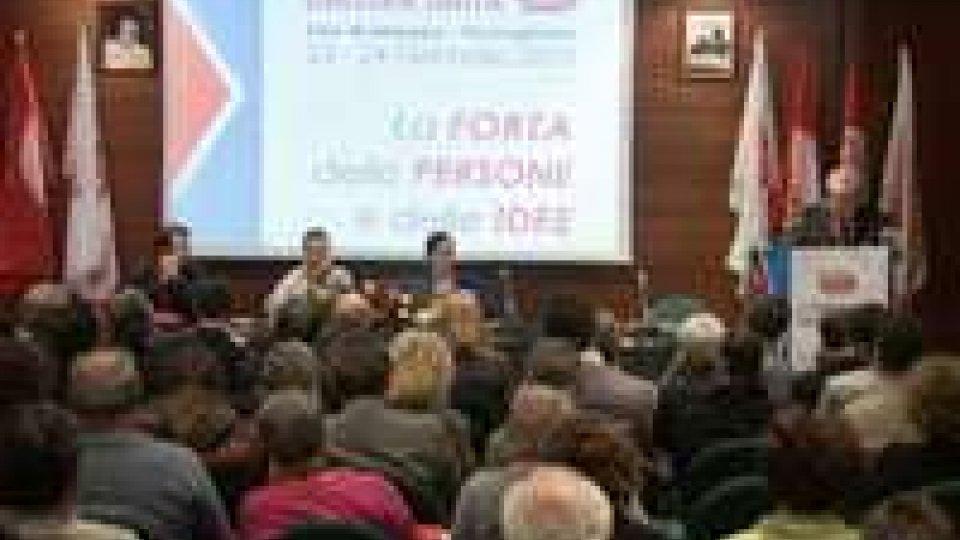 San Marino: congresso Sinistra unita, l'intervento del neo coordinatore