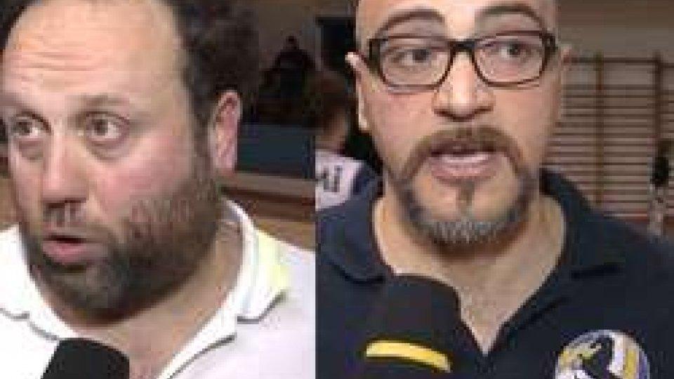 """Luca Nanni - Biagio MaroneVolley, Nanni: """"Lugo grandissima squadra"""""""