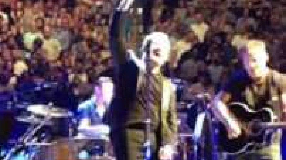 Springsteen e U2  insieme