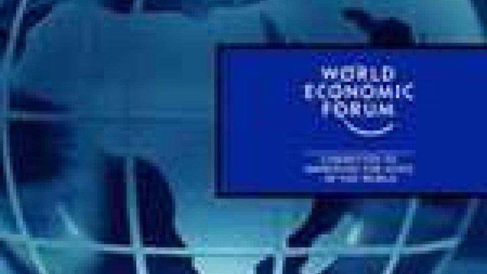 Wef: Svizzera più competitiva, migliora l'Italia