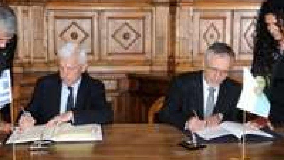 San Marino - Grecia: accordo contro le doppie imposizioni fiscali.San Marino-Grecia, c'è l'accordo contro le doppie imposizioni