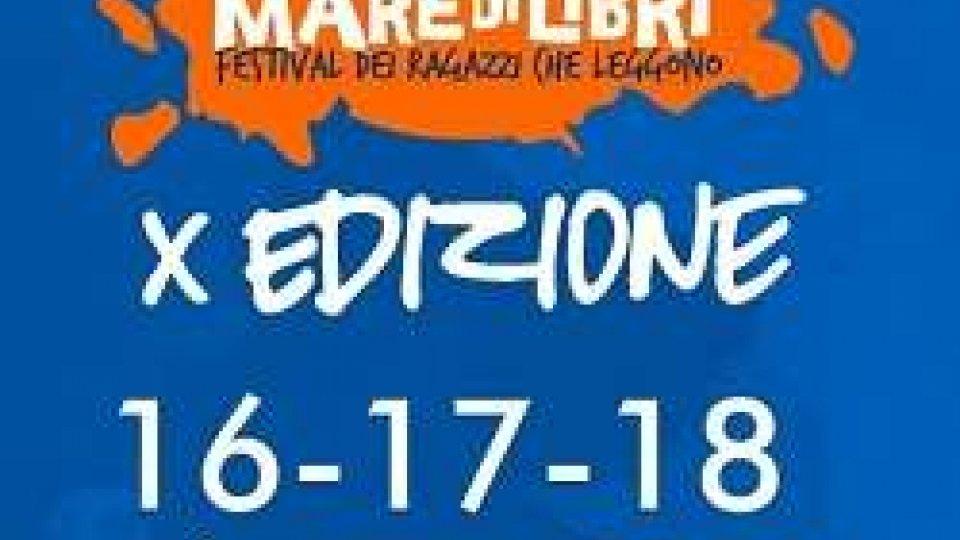 """Rimini, la decima edizione di """"Mare di Libri"""""""