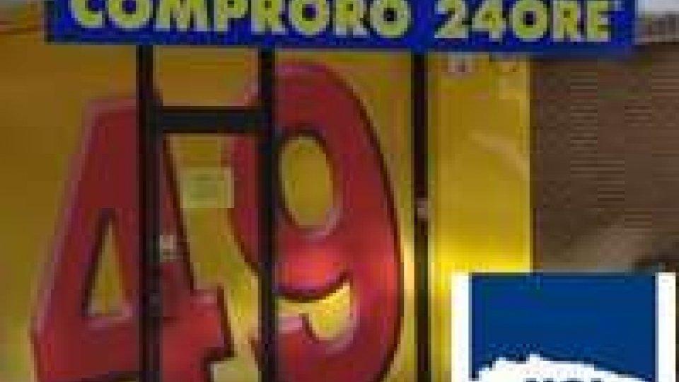 Compro oro: Noi Sammarinesi solidale con Civico 10 e Rete