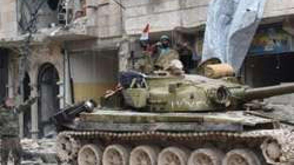 Siria: in vigore il cessate il fuoco