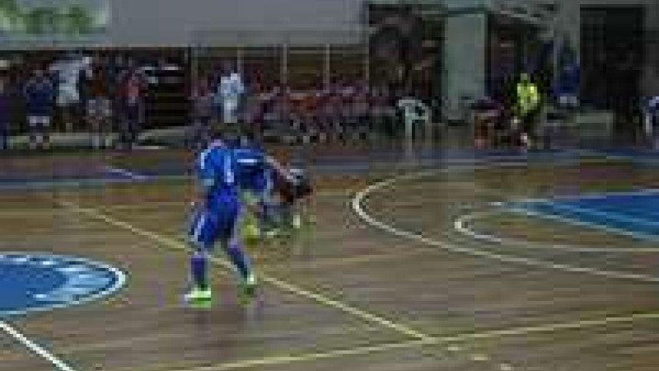 Futsal: Nazionale Sammarinese - Fano 3-1Futsal: Nazionale Sammarinese - Fano 3-1