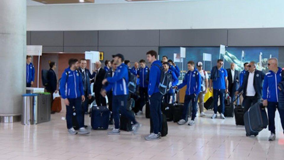 la Nazionale a CiproLa Nazionale Sammarinese di calcio è arrivata a Cipro