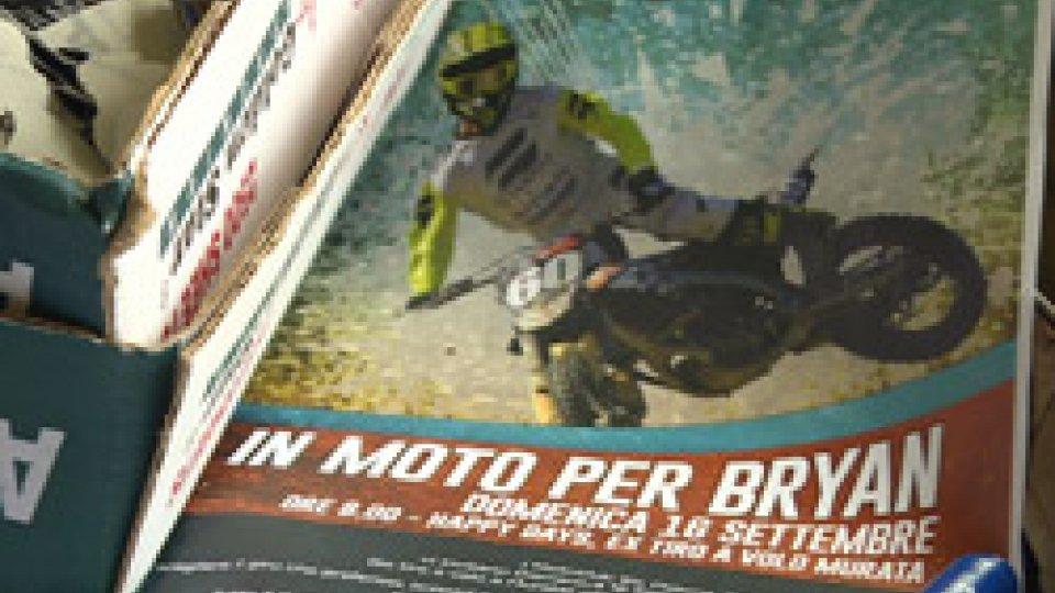 In moto per Bryan