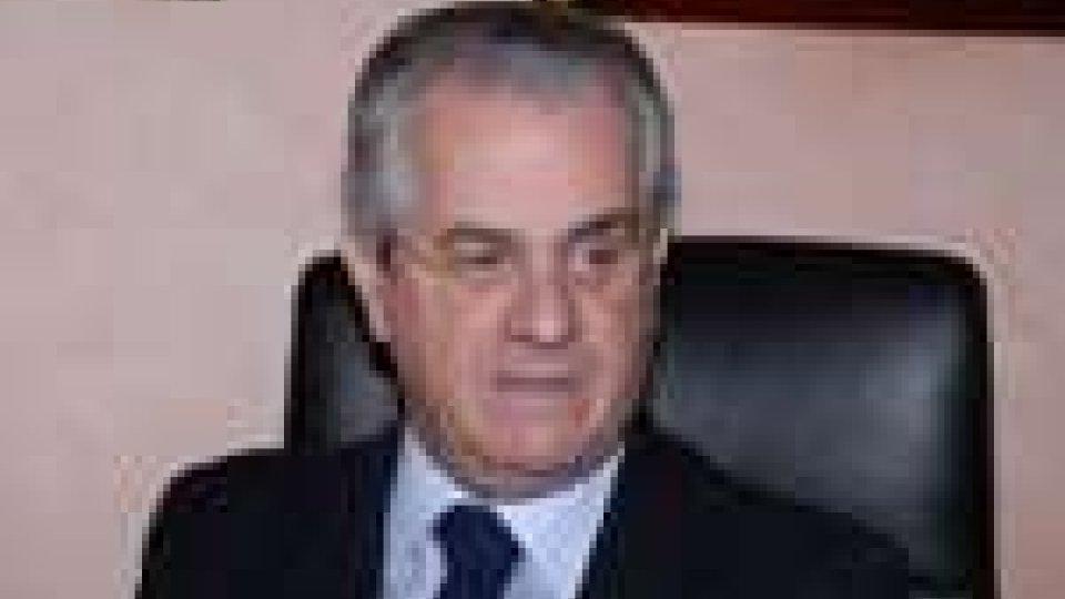 Relazioni bilaterali: il ministro Scajola a San Marino