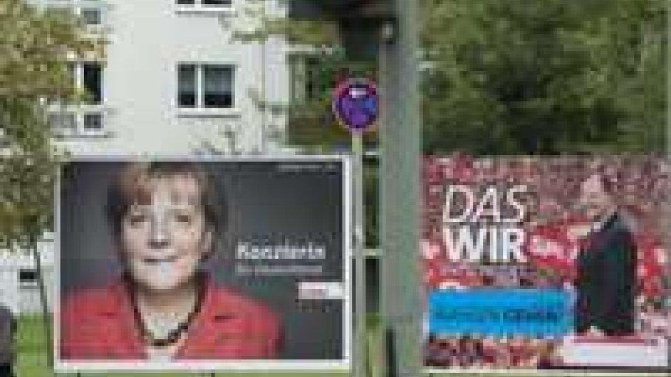 Germania: domani al voto per le elezioni federali