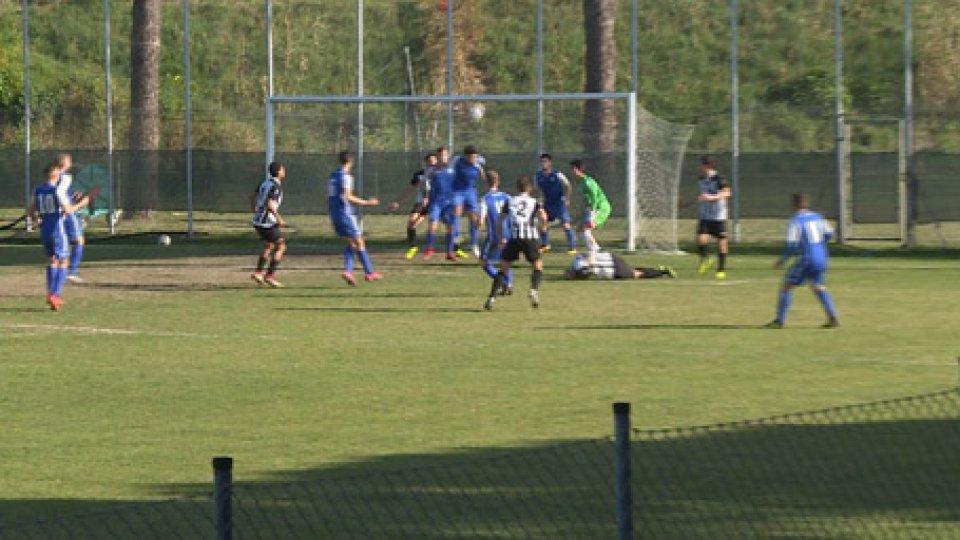 Resoconto della partitaCrollo San Marino, il Fanfulla fa 1-0 al 94°