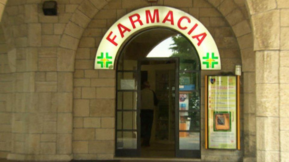 """Farmacia di Borgo MaggioreRiordino farmacie: Segretario di Stato Santi, """"entro marzo il via alla sperimentazione"""""""