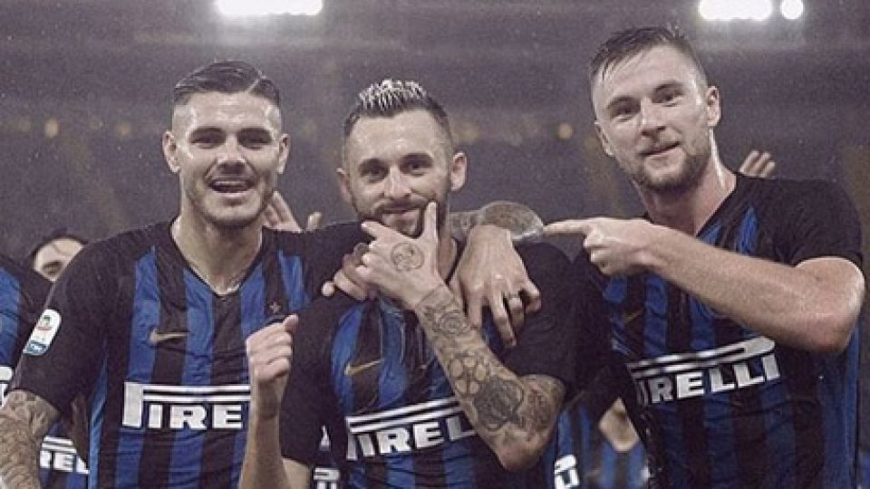Inter batte Lazio 3-0Lazio- Inter: i commenti degli allenatori