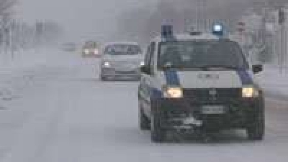 Emergenza neve: lunedì scuole chiuse Rimini, Ravenna, Forlì