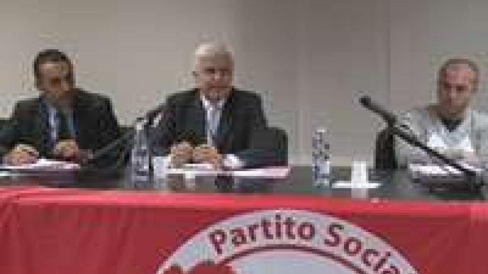 San Marino - Psrs: direzione sull'attuale momento politico