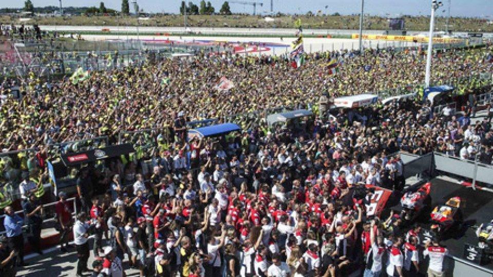 Misano World Circuit - Motomondiale: dalla Riders' Land il tifo per Bagnaia e Bezzecchi!