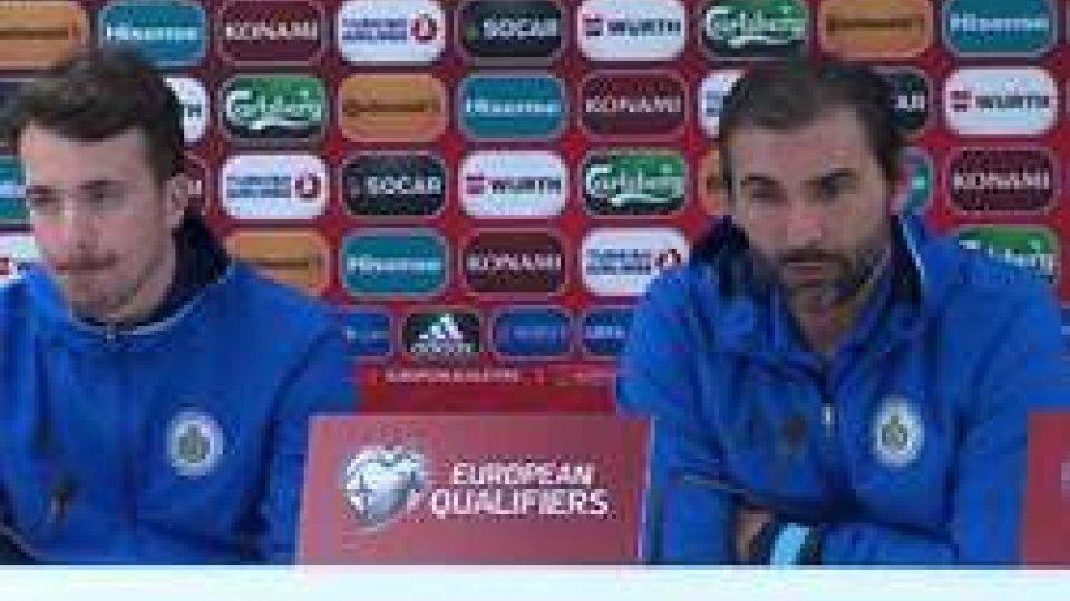 """Pierangelo Manzaroli - Commissario Tecnico San MarinoManzaroli fa le carte ai cechi: """"Pericolosi in transizione"""""""