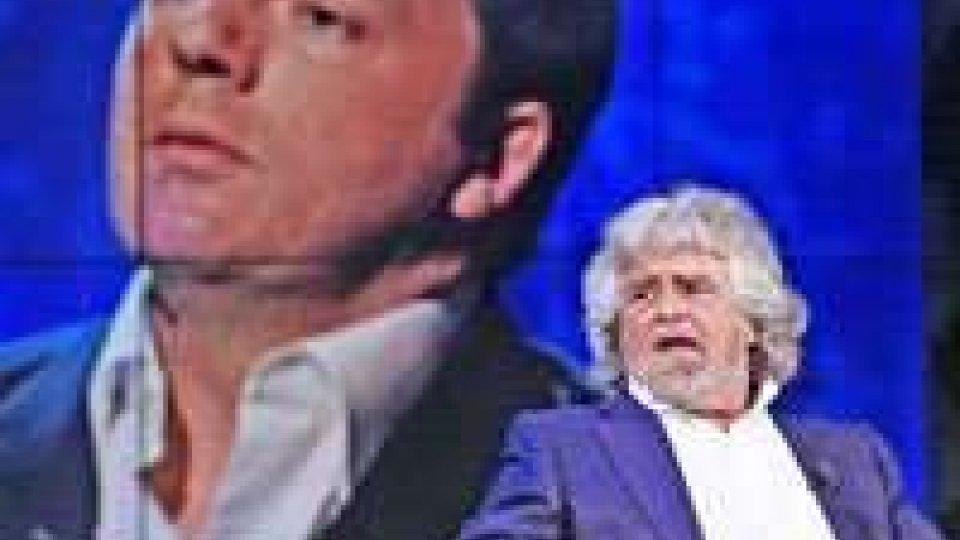 Lite Grillo-Renzi sulla legge elettorale. Poi dieci sì al Pd