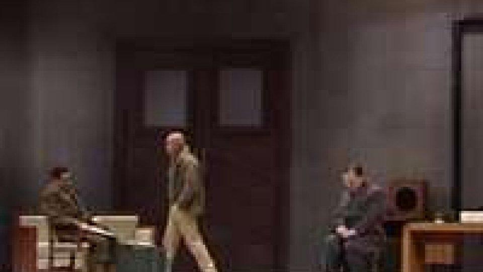 """""""La torre d'avorio"""": lo spettacolo di Luca Zingaretti è ad Imola""""La torre d'avorio"""": lo spettacolo di Luca Zingaretti a Imola"""