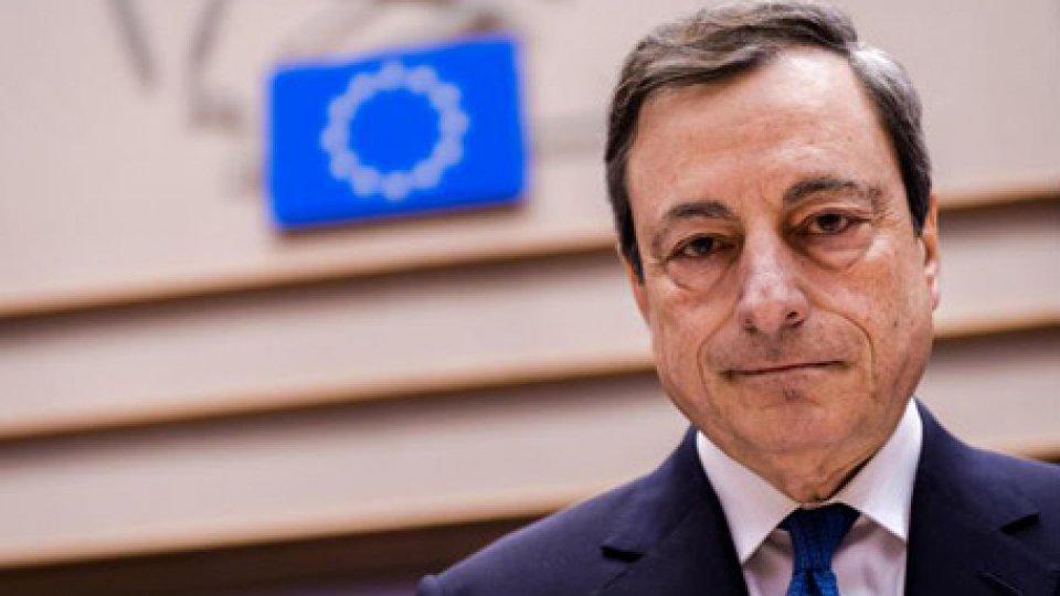 Mario DraghiDraghi: stop a Qe a dicembre, ma stimolo ancora necessario