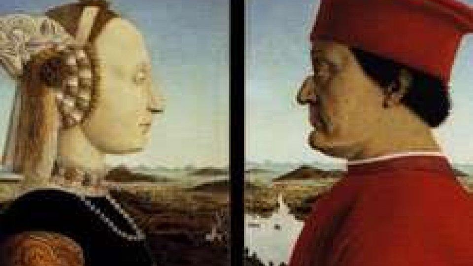 i Duchi di Urbino di Piero della Francesca
